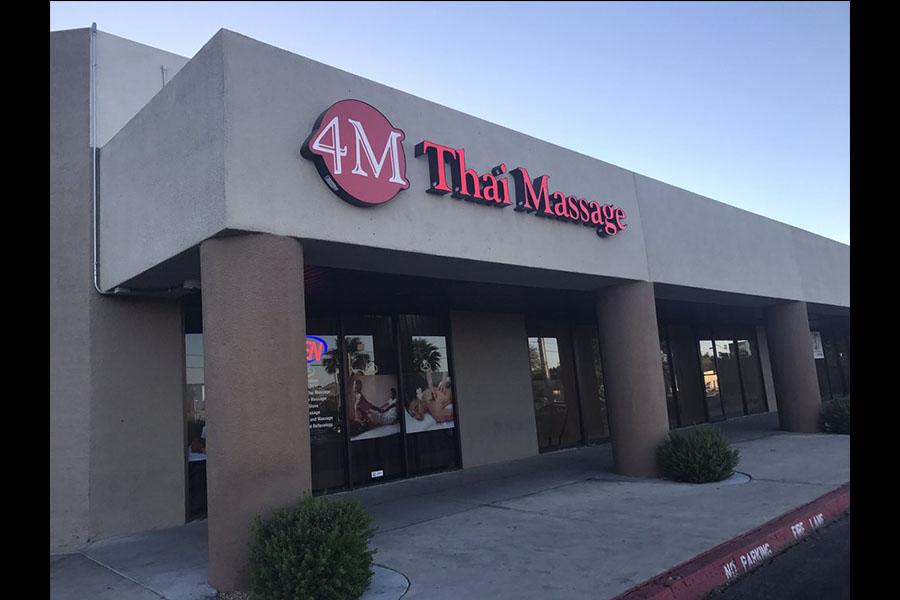 4M Thai Massage