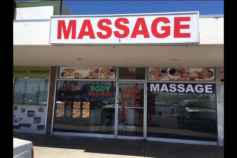 5 Star Body Massage