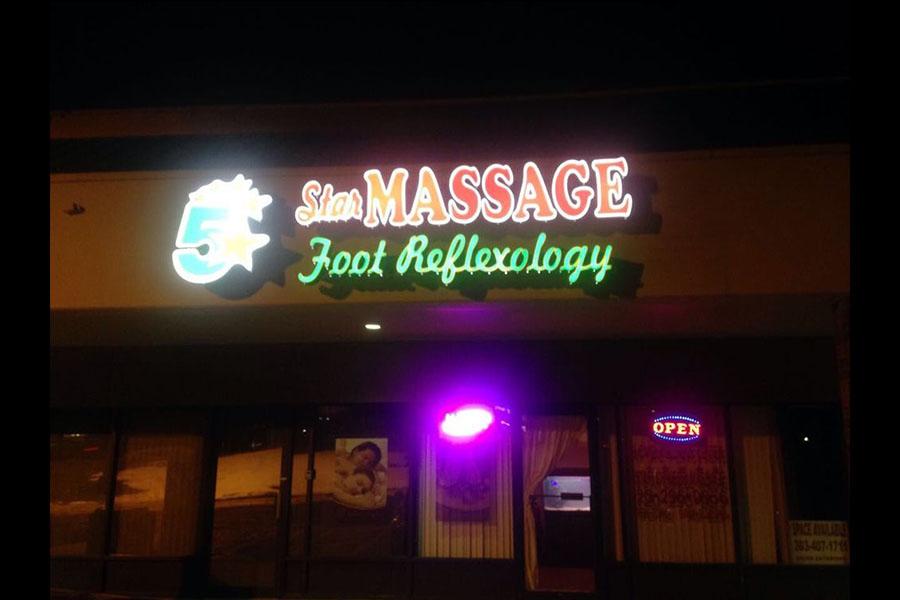 5 Star Chinese Massage
