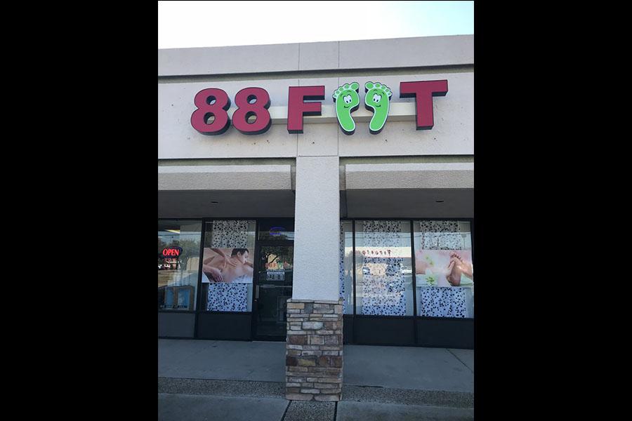 88 Feet Foot Massage & Body Massage
