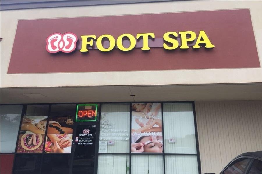 88 Foot Spa