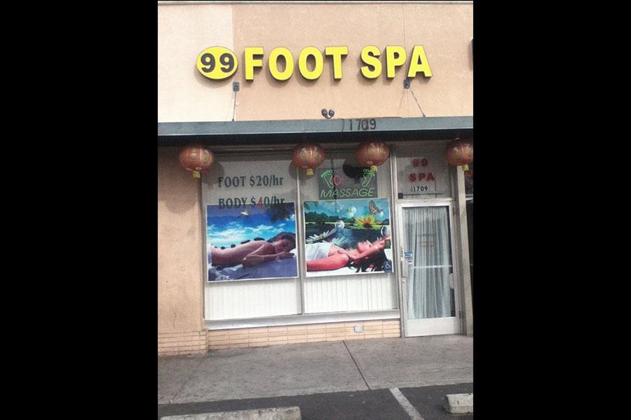 99 Foot Spa