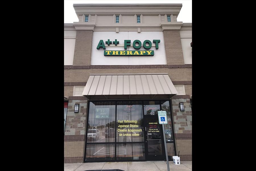 A++ Foot Spa