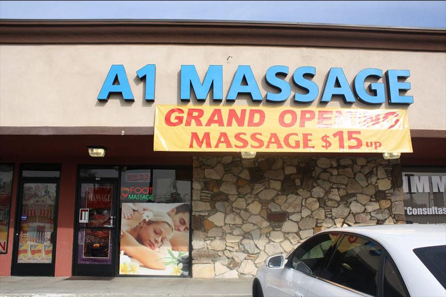 A + Massage