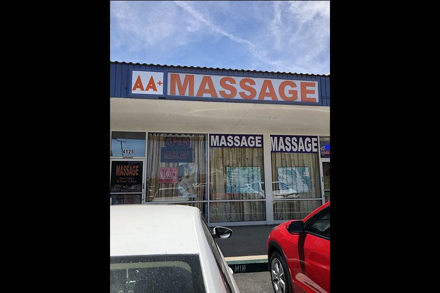 AA Plus Massage