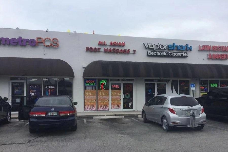 All Asian Foot Massage 7