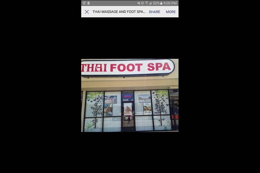 Allwetchai Thai Massage & Spa
