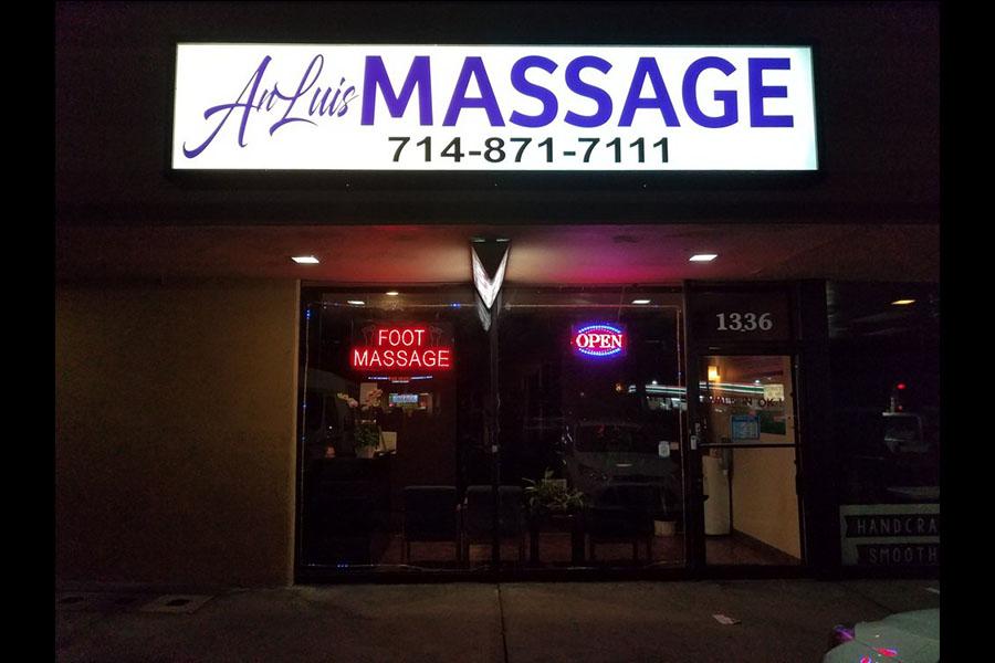 AnLuis Massage