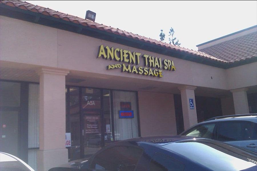 Ancient Thai Massage & Accupressure