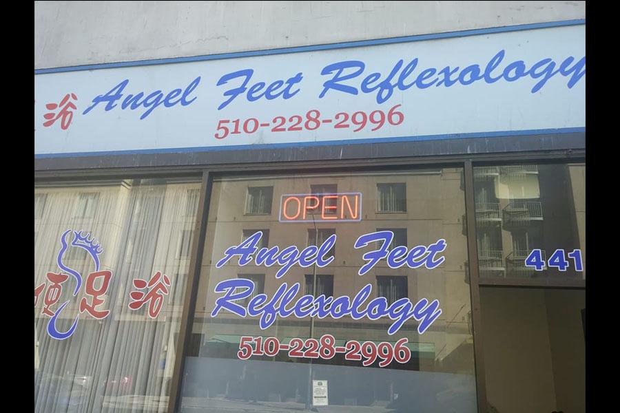 Angel Feet Reflexology