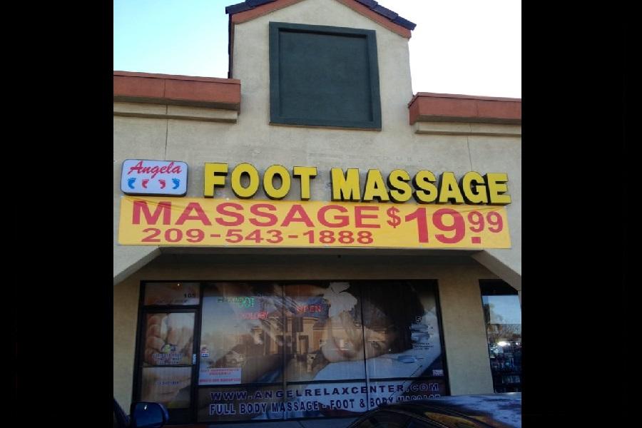 Angela Foot Massage