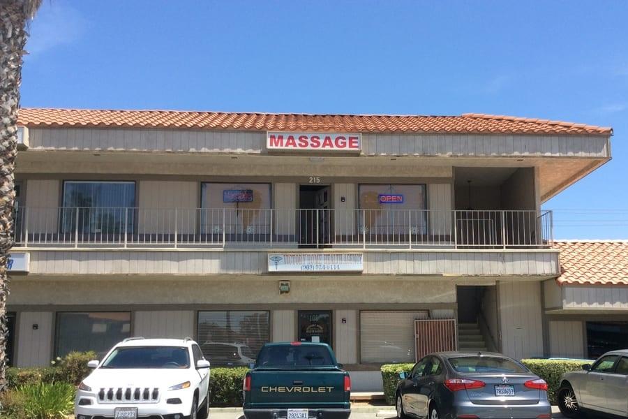 Asian Body Care Massage