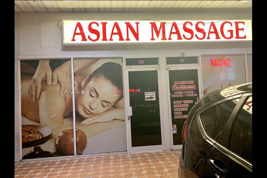 Asian Hong Kong Massage