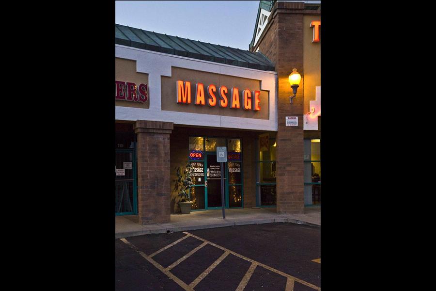 Asian Town Massage