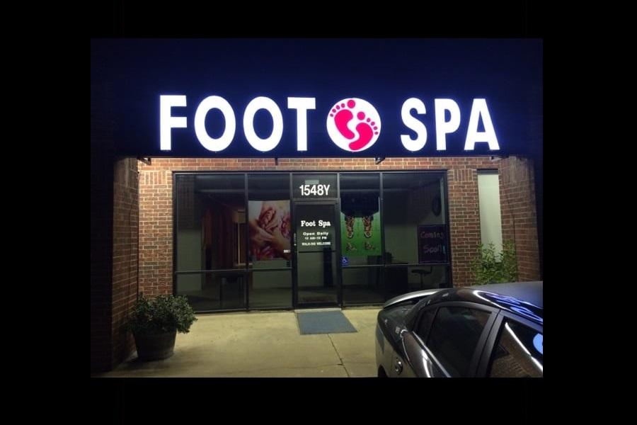 Bedford Foot Spa