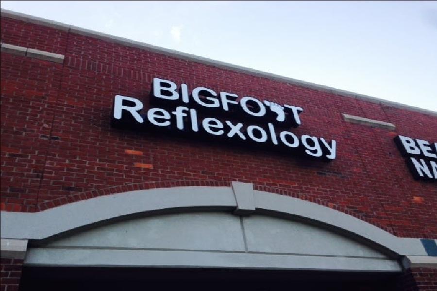 Bigfoot Reflexology