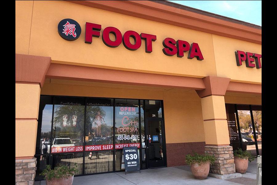 Chi Foot Spa