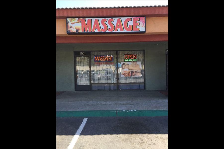 Chinese A Massage