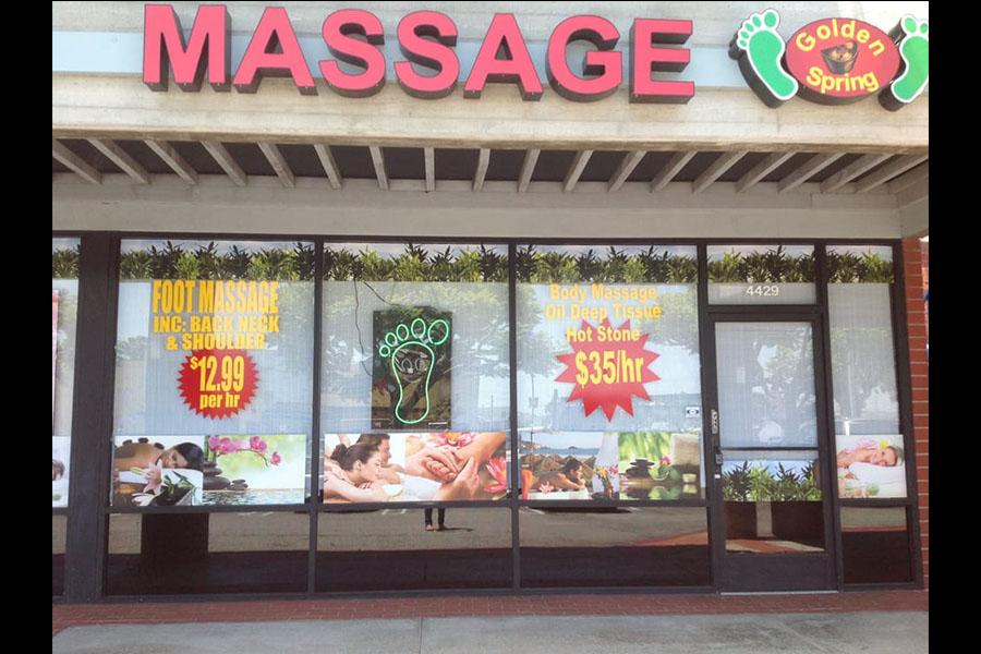 Golden Spring Massage - Lawndale, Ca  Asian Massage Stores-5445