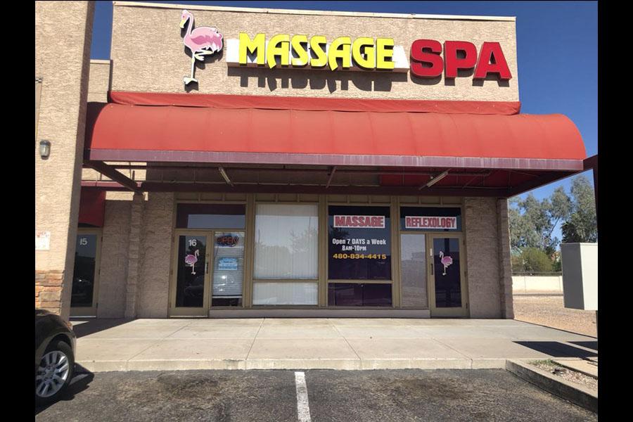 Asian massage in mesa arizona