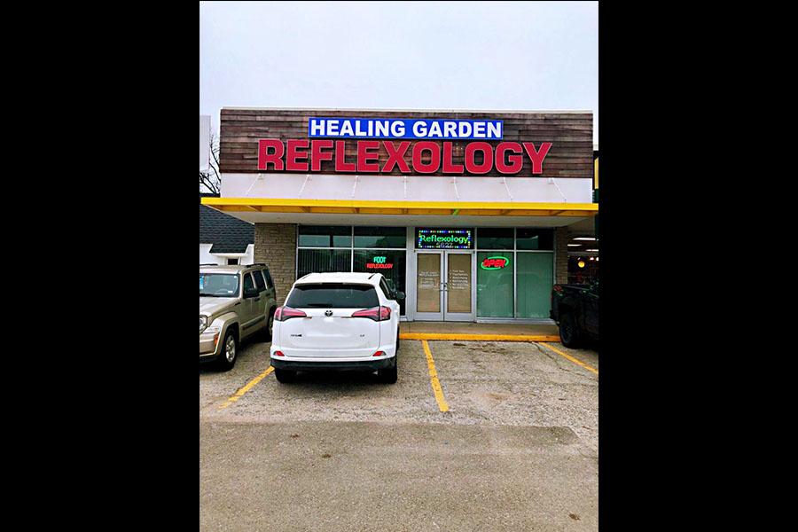 Healing Garden Reflexology