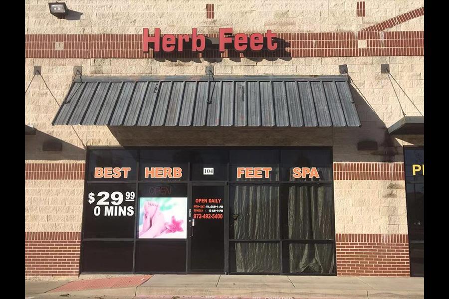Herb Feet