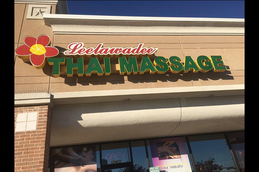 Leelawadee Thai Massage