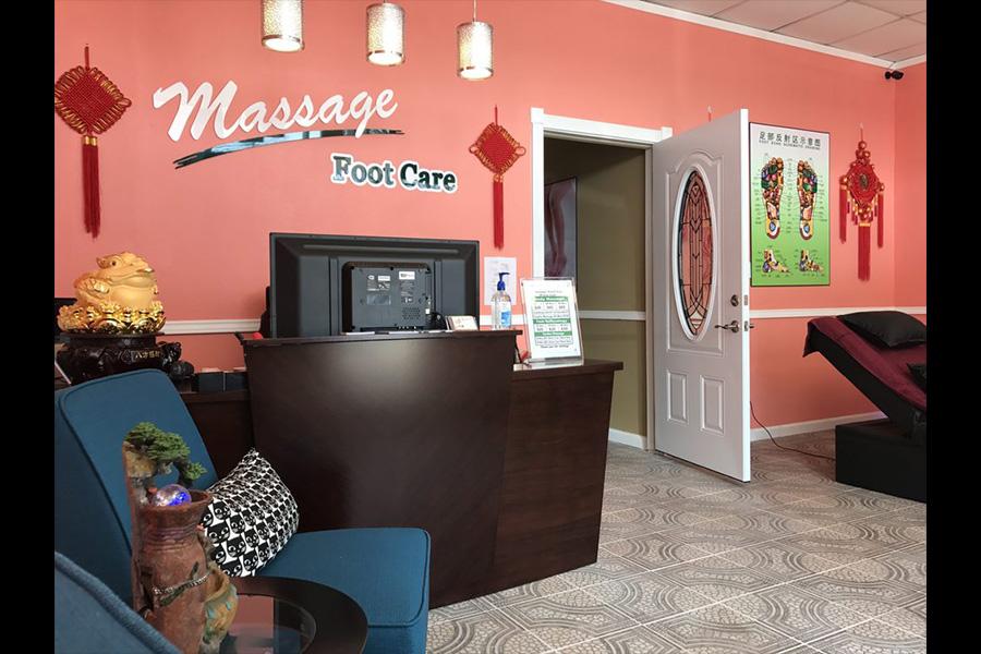 Massage Foot Care