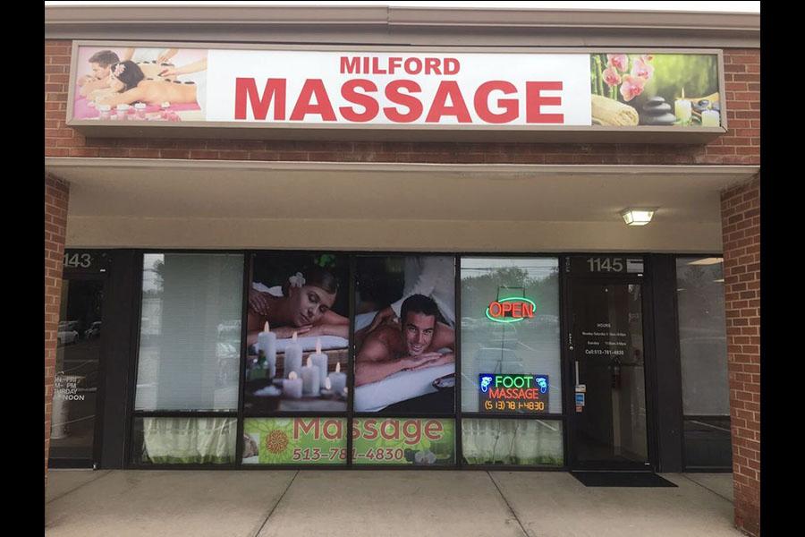 Milford Massage
