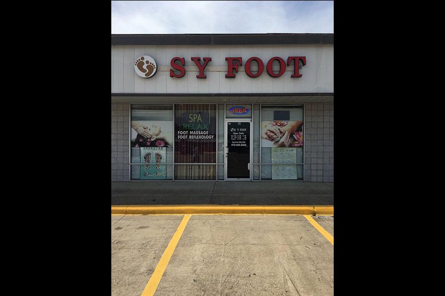 S Y Foot