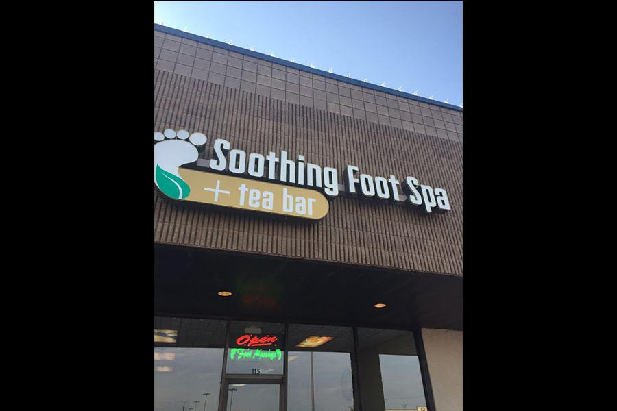 Soothing Foot Spa & Tea Bar