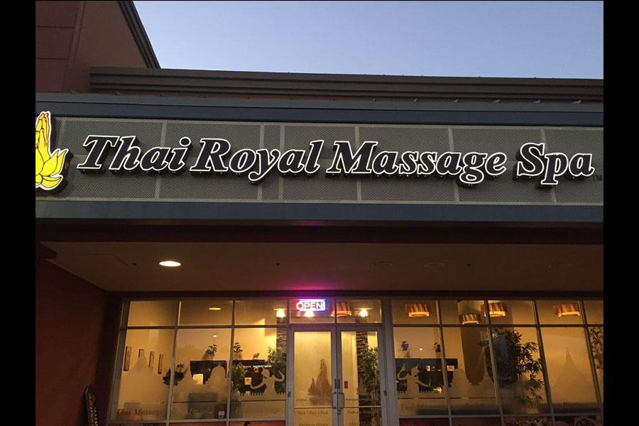 Thai Royal Massage &spa
