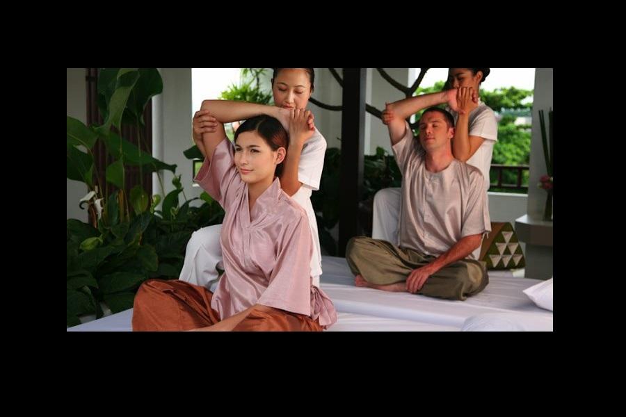 Thai Style Massage