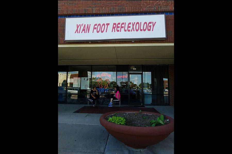 Xi'an Foot