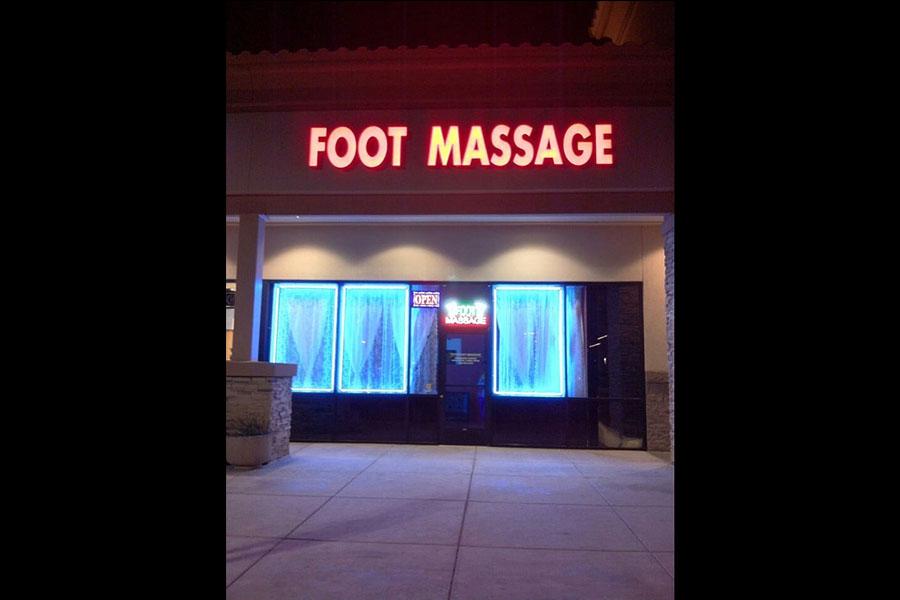 Yoyo Foot Massage