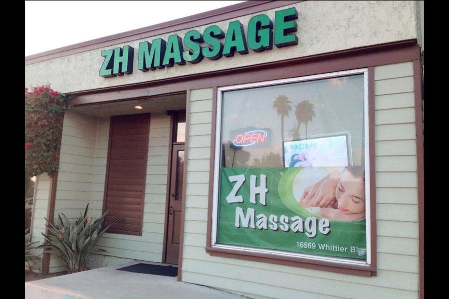 ZH Massage