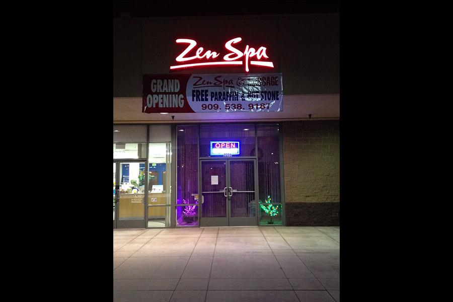 Zen Spa & Massage