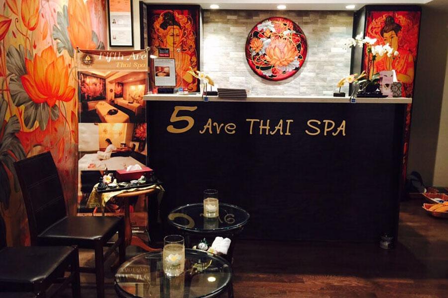 Fifth Avenue Thai Spa - New York, NY   Asian Massage Stores