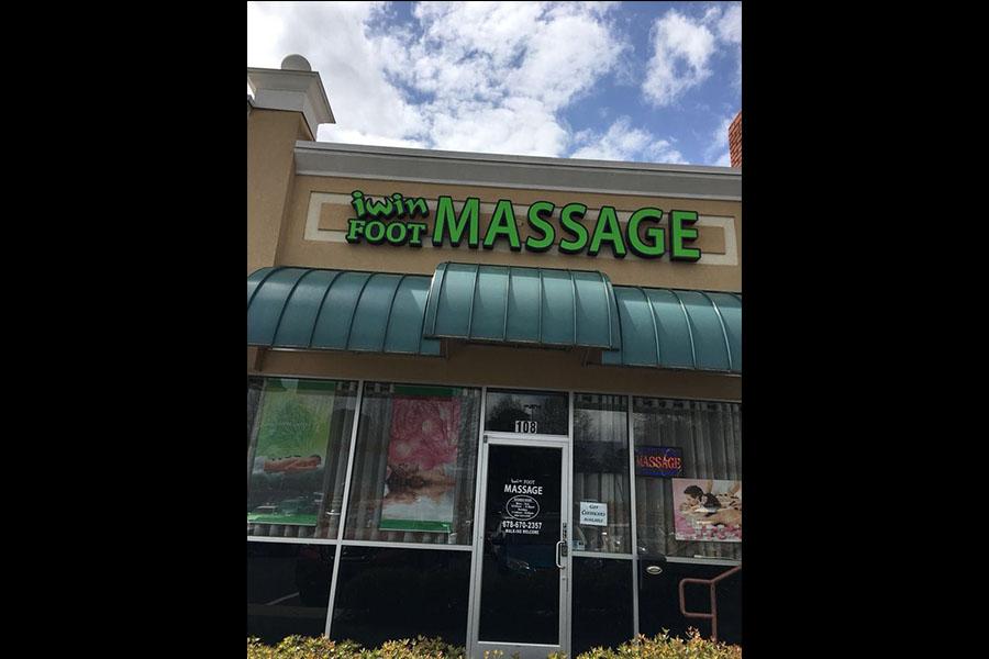 iwin Foot Massage - At...