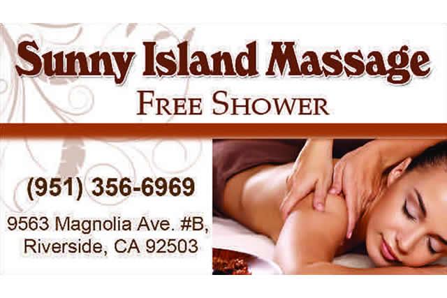 Sunny Island Massage